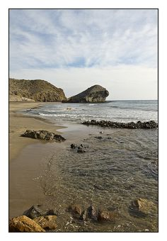 Playa de Monsul - Cabo de Gata (Almería) Spain    www.vicentemendez.com Costa, Spain Holidays, Andalusia, Seville, Spain Travel, Malaga, Granada, Summer 2014, Best Hotels