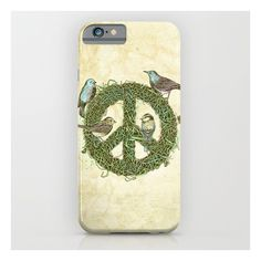 Peace Talks iPhone & iPod Case ($35) ❤ liked on Polyvore