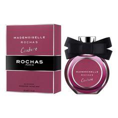 Concours Eau de Parfum Mademoiselle Rochas Couture à gagner avec Notino Jennifer Aniston, Jennifer Lopez, Parfum Mademoiselle, Concours Instagram, Couture, Blush, Lipstick, Perfume, Happy