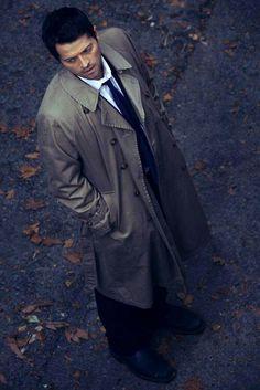 Castiel - Misha Collins