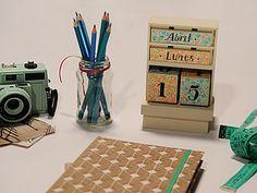 Manualidades y Artesanías | Calendario perpetuo |