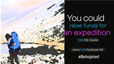 Explore the many options that are available to you with helpmycause.net