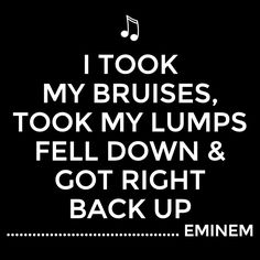 Quotes Lyrics Eminem Songs 36 Ideas For 2019 Eminem Lyrics, Eminem Rap, Eminem Quotes, Rap Lyrics, Rap Quotes, Lyric Quotes, Funny Quotes, Life Quotes, Movie Quotes