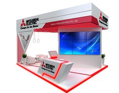"""Check out new work on my @Behance portfolio: """"MITSUBISHI STAND DESIGN """" http://be.net/gallery/35253987/MITSUBISHI-STAND-DESIGN-"""