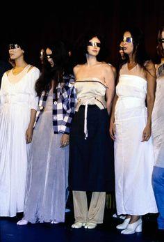 Maison Margiela Spring 1995 Ready-to-Wear Collection Photos - Vogue