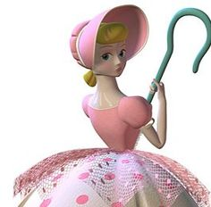 Toy story bo peep something is