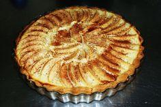 Rahka-omenapiirakka - Kotikokki.net - reseptit Pie, Desserts, Food, Torte, Tailgate Desserts, Cake, Deserts, Fruit Cakes, Essen