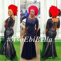 @opedabs | Dress by @modishbyneemah