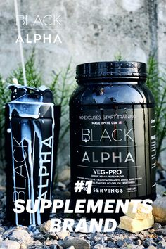 Black Alpha Supplements™ - Official Store! 💪🏼 Luxury Products At An Affordable Price! 👑 Take Advantage Of Our 10% Discount Today! 🎁 What Are You Waiting For? Get Yours Today! 👊🏼 Fast Delivery! 📦 100% Satisfaction! ✅