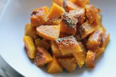 butternut-miel-epices http://www.mangoandsalt.com/2013/11/14/butternut-rotie-au-miel-et-aux-epices/