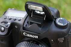 Canon 7D: tips for using your digital camera