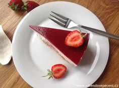 VÍKENDOVÉ PEČENÍ: Nepečený dort s ovocným želé