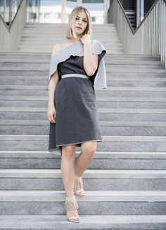 Shades Of Grey, Outfits, Dresses, Style, Fashion, Dressing Up, Ideas, Vestidos, Swag