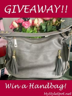 GIVEAWAY: Win a Handbag for Valentine's Day + Enter To Win over 45+ Other Prizes! - MyStyleSpot
