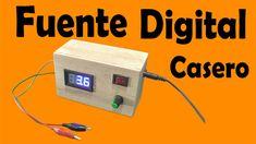 Cómo Hacer Una Fuente Digital Casero (muy fácil de hacer)