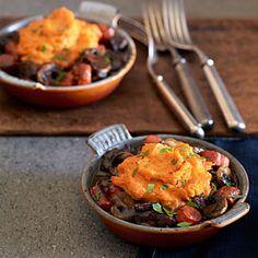 18 fall pumpkin recipes | Pumpkin Shepherd's Pie | Sunset.com