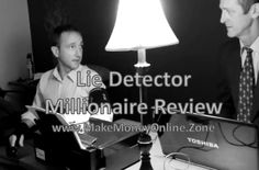 Lie detector millionaire review - Welcome to my review!