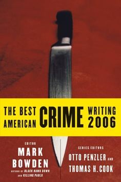 A sterling collection of the year's most shocking, compelling, and gripping writing about real-life crime, the 2006 edition of The Best American Crime Writing offers fascinating vicarious journeys into a world of felons and their felonious acts. This thrilling compendium includes:
