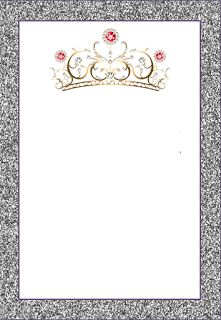 Crowns Free Printable Frames, Invitations or Cards. Crown Printable, Printable Frames, Quince Invitations, Birthday Invitations, Cute Backgrounds For Iphone, Wallpaper Backgrounds, Pinstriping Designs, Happy Birthday Wallpaper, Girl Birthday Decorations