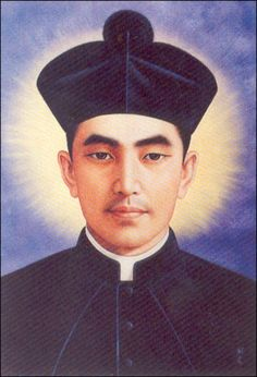 St Andrew Kim Taegon- Saints of the Day – 20 September – Martyrs of Korea: St Andrew Kim Taegon, St Paul Chong Hasang & Companions – 103 saints and beati. The Korean Martyrs were the victims of religious persecution against Catholic Christians during the 19th century in Korea. At least 8,000 (as many as 10,000) adherents to the faith were killed during this period, 103 of whom were canonised en masse in May 1984 by St Pope John Paul...