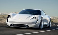 The 'Mission E' Is Porsche's Beautiful Answer to Tesla's Electric Dominance - UltraLinx