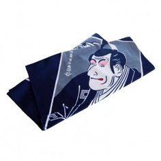 Japanese Towel – Sharaku