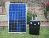 Grid Eraser Portable Solar Powered Panel 1000 Watt DC To AC Sine Wave Generator