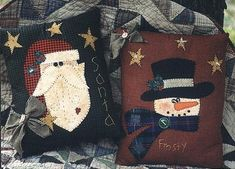 primitive Christmas patterns