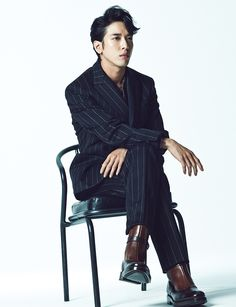Yong Hwa - Esquire Magazine August Issue '14