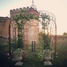 Boda campestre en el Castillo del buen amor. #weddings #weddingdecor