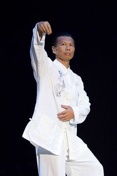 "the-history-of-fighting: ""  Bolo Yeung - Budo Gala 2010 """