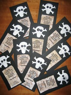 invites for halloween party
