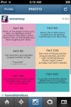 Fact 422 & 342 are quites something and 115 is creepy