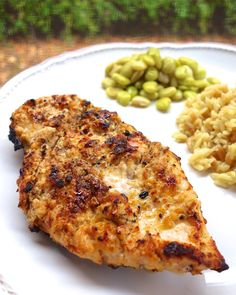 Lemon Garlic Marinade YOU WILL LOVE THIS CHICKEN DISH. YOU NEED TO MARINADE 2-12 HRS. BUT IT IS WORTH IT. WITH A TOSSED SALAD, BAKED POTATO, VEGETABLE AND A GLASS OF ICE TEA, YOU ARE READY TO SERVE YOUR FAMILY AND FRIENDS. TRY THIS ONE...ENJOY