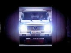 Mercedes G-Wagen to the Music of Outkast