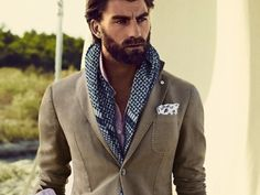 Guy's- Here Is A Check List Of All The Accessories You Will Ever Need - #mansfashion #accesories #leatherbracelet #pocketsquare  #eyewear #style #design #fashion