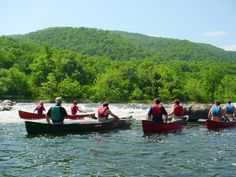 Twin River Outfitters | Botetourt County on The Upper James River Water Trail