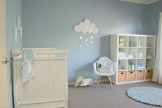 Lincoln S Calm And Serene Nursery