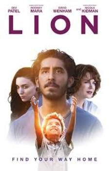 Lion Movie Vieweing Guide Questions In English And Spanish India