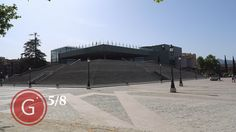 GRANADA | RONDA | Paseo del Violón. Calle Ribera del Genil. Explanada Palacio de Congresos. 5/8