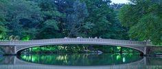 Bow Bridge - Central Park - New York - USA