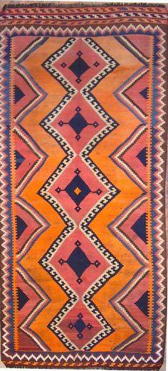 persian rug (living room)