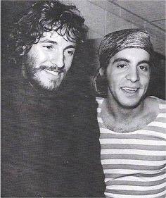 Springsteen and Vaughan? Whaaatttt