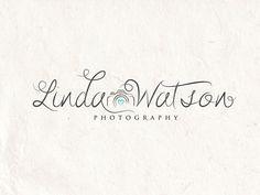 Photography logo premade logo design by PhotographyLogos on Etsy