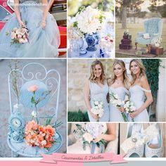 Aaaah o Azul e sua delicadeza! ❤️ Acesse ➡️ www.casamentosedetalhes.com  Caixa Rústica   PAPELARIA CRIATIVA  Acesse ➡️ www.caixarustica.com