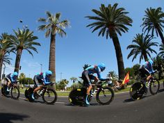 Team Sky | Pro Cycling | Tour de France | Latest News | Tour de France stage four gallery Garmin-Sharpe