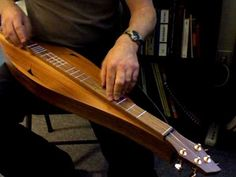 """Fingerstyle mountain dulcimer (AKA fretted or Appalachian dulcimer) featuring traditional music from the British Isles (also called """"Celtic Music"""") and Ameri..."""