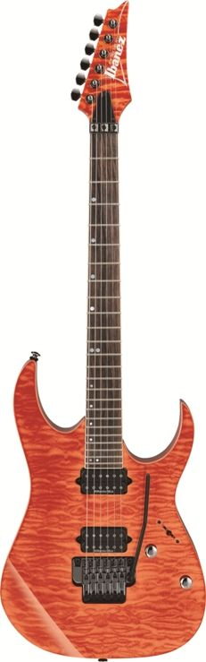 Ibanez Premium Series RG920QMLI Guitar