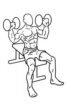 Dumbbell Shoulder Press 1