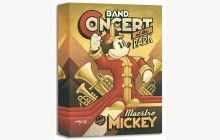 Treasures on Canvas: Maestro Mickey's Band Concert by Mike Kungl